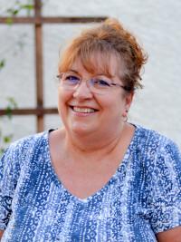 Janet Morgan, Deacon, PCC