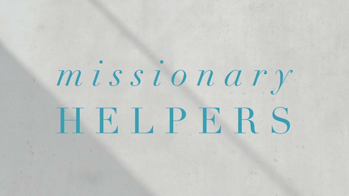 Missionary Helpers