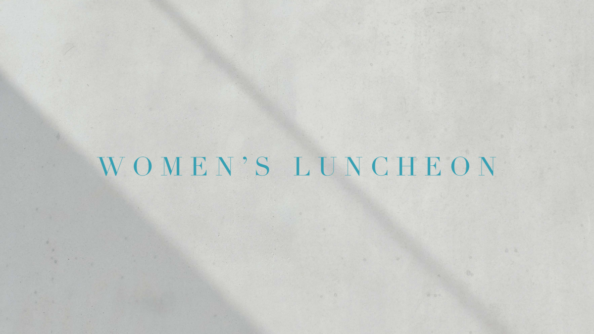 Women's Luncheon